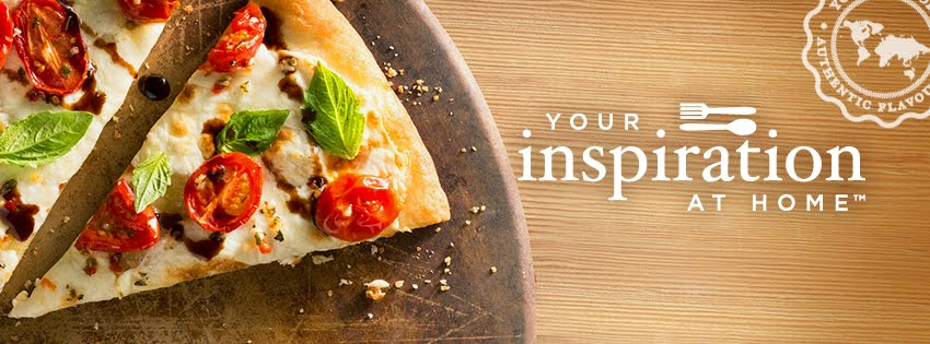 Be inspired to cook!