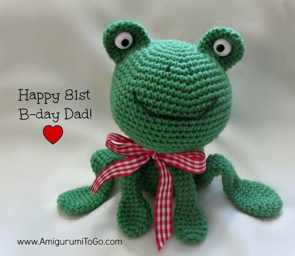 Crochet Frog Prince amigurumi pattern - Amigurumi Today   849x980