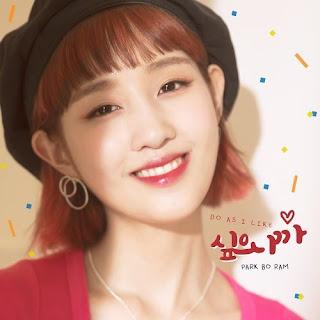 [Single] Park Boram - Do as i like full album zip rar 320kbps