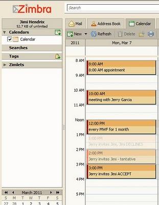 Sumatra's Calendar Server Blog: 2011