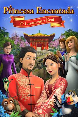 A Princesa Encantada: O Casamento Real (2020) Torrent