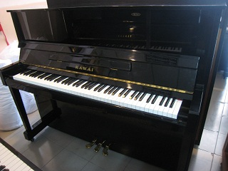 piano cũ Kawai KU-10