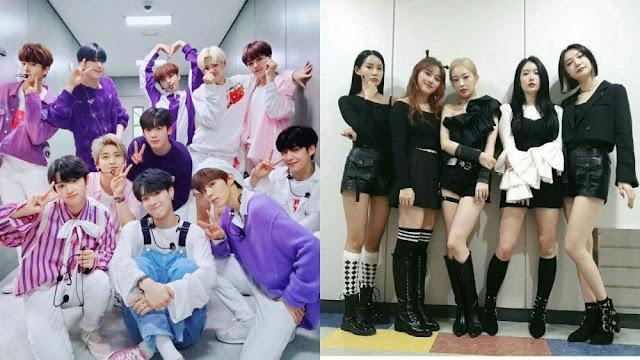 Hayranların 2020'de veda ettiği 12 K-Pop grubu