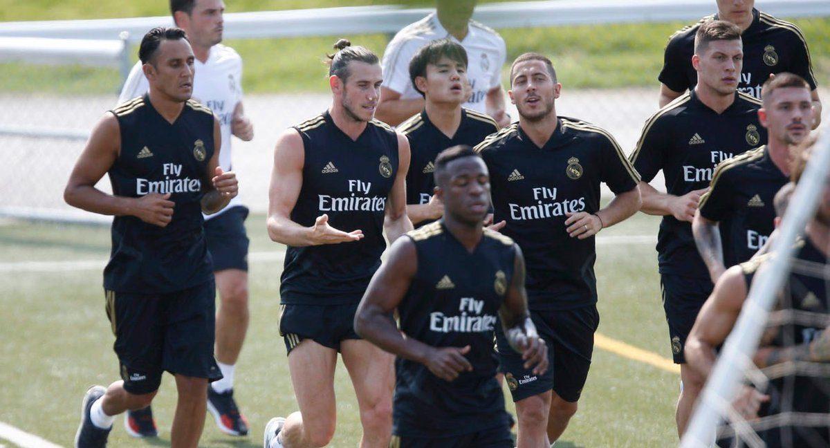 غيابات عن قائمة ريال مدريد لمواجهة ريد بول