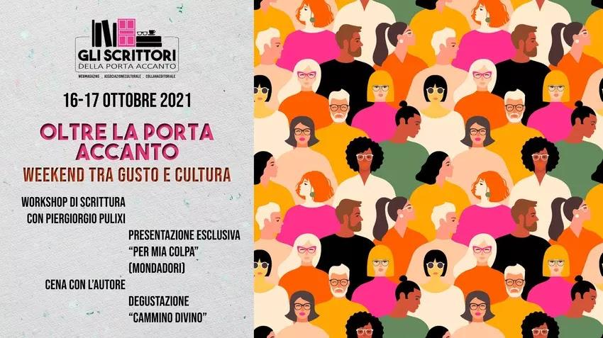 Oltre la Porta Accanto, un weekend tra cultura e gusto: il nostro primo evento dal vivo
