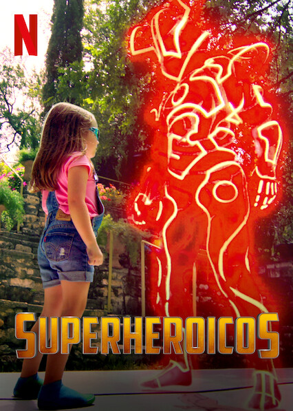 We Can Be Heroes (2020) NF WEB-DL 1080p Latino