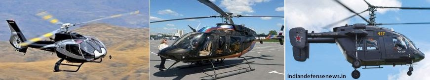 Russian Helicopters To Increase Footprint In India