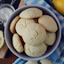 Healthy Lemon Cookies