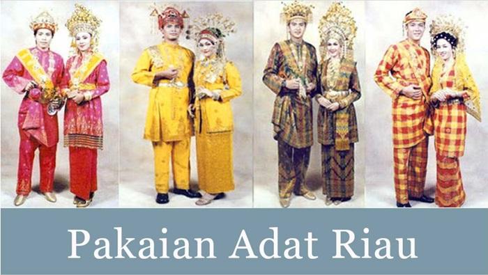 5 Contoh Pakaian Adat Tradisional Indonesia