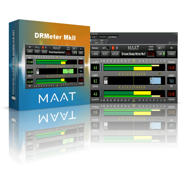 MAAT DRMeter MkII v2.0.5 Full version