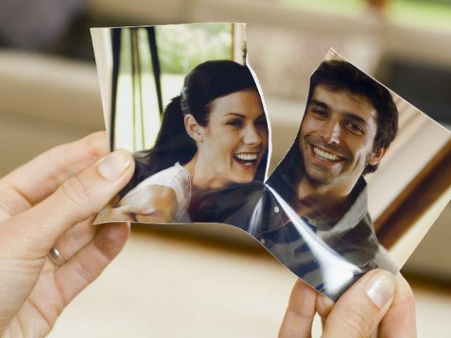 crisis y separación de parejas