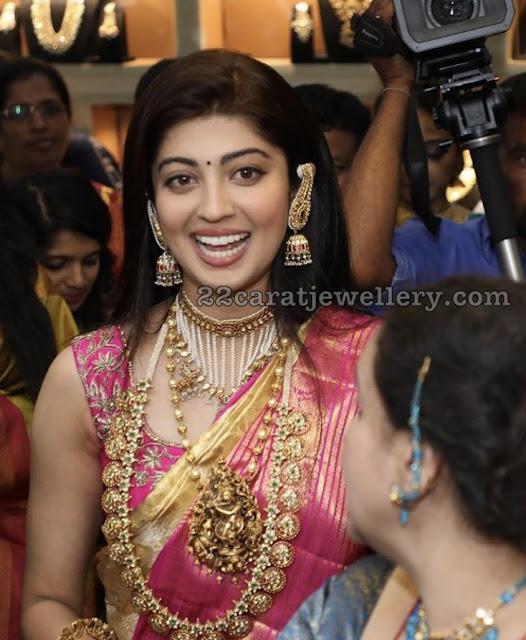 Pranitha at Abhushan Jewellery