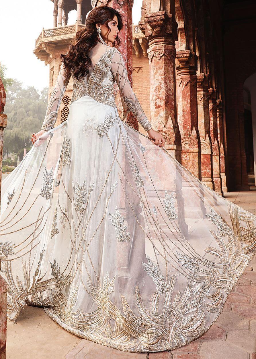 Empire Campaign 1 bridal wear from Faraz Manan Empire collection