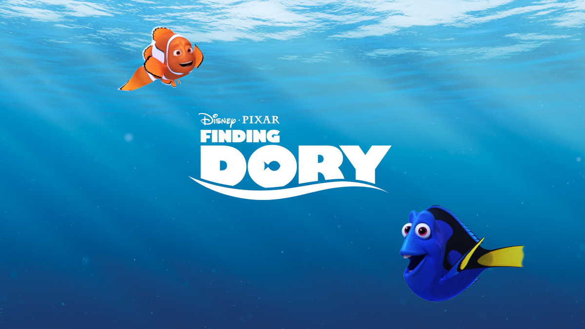 Movie Review: Finding Dory [2016]