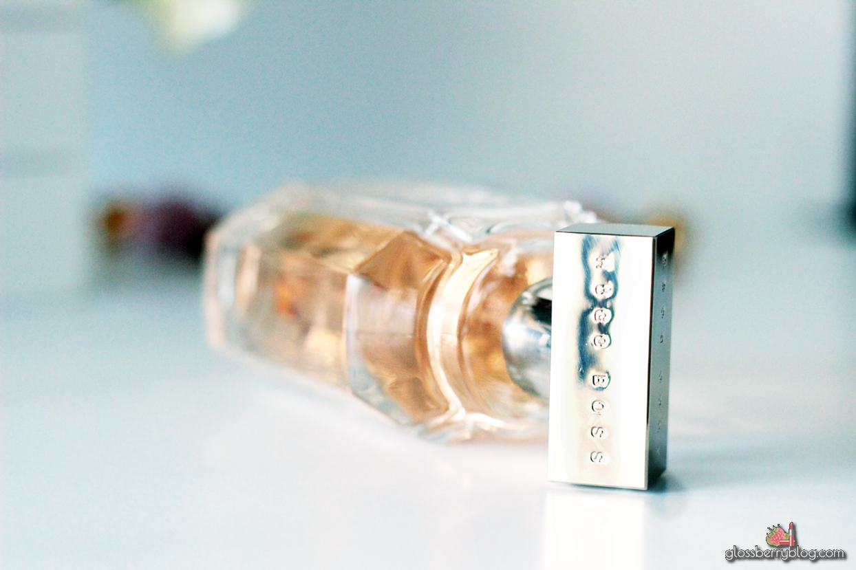 מתנה טו באב  הוגו בוס דה סנט hugo boss the scent for her review   המלצה סקירה glossberry גלוסברי בלוג איפור וטיפוח