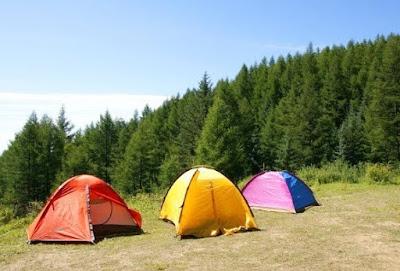 Tips Mendirikan Tenda di Gunung