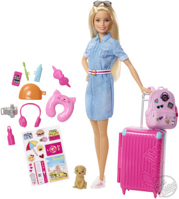 Toy Fair 2019 Mattel Barbie Doll & Accessories 13