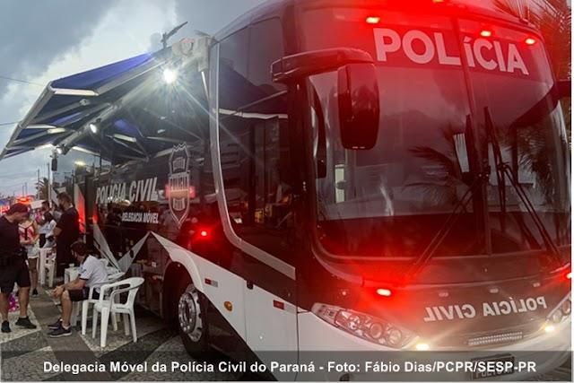 Polícia Civil integra as ações de fiscalização urbana contra Covid-19