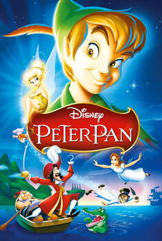 Peter Pan Torrent - BluRay 720p/1080p Dual Áudio