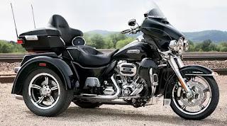 Berkah Ramadan, Tukang Ojek Bawa Pulang Harley Davidson