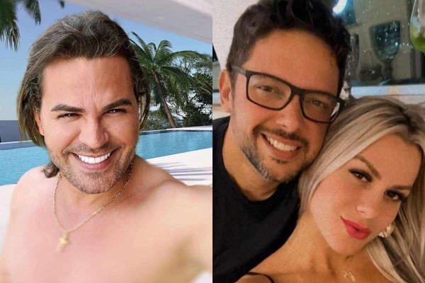"""Eduardo Costa nega romance com influenciadora casada: """"a gente nem ficou"""""""