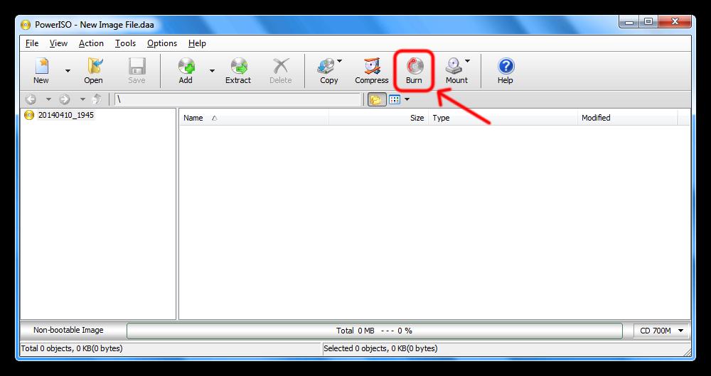 Cara Mudah Burning/Bakar File ISO Dengan POWER ISO