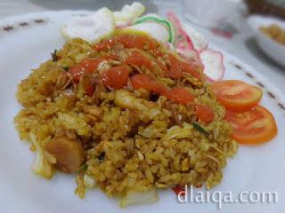 Nasi Goreng Seafood ala Rika (1)