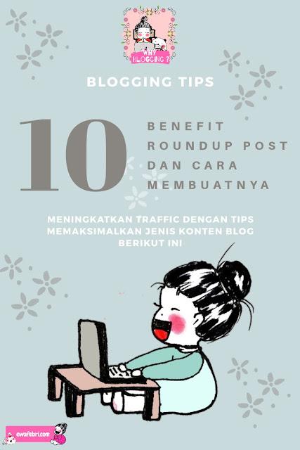 konten blog jenis roundup
