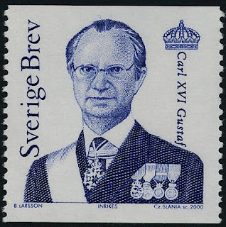 Sweden King Carl XVI Gustaf