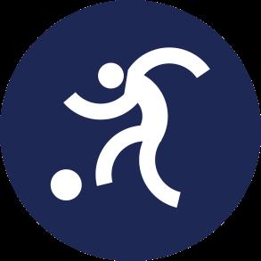 Icon Logo Sepak Bola Asian Games 2018