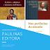 [LANÇAMENTOS] Paulinas Editora, novidades editoriais de Junho