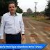 Prefeitura notifica empreiteiras por danos em asfalto durante a garantia