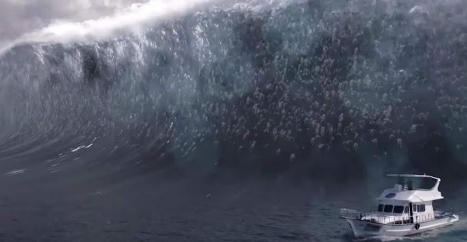 Trailer de Zombie Tidal Wave, tras Sharknado, Ian Ziering se enfrenta ahora a zombies que viene de las profundidades del oceano