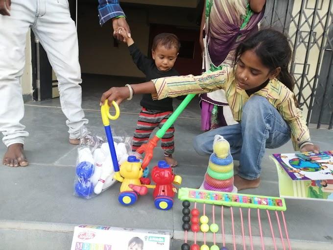 સંકલિત બાળ વિકાસ યોજના ભચાઉ સી.ડી.પી.ઓ.ની ઉમદા કામગીરી