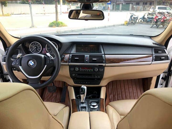BMW X6 12 năm tuổi, xe dành cho dân chơi thực dụng