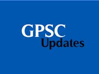 GPSC Updates