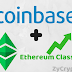 Ethereum Classic Arise on Coinbase listing news