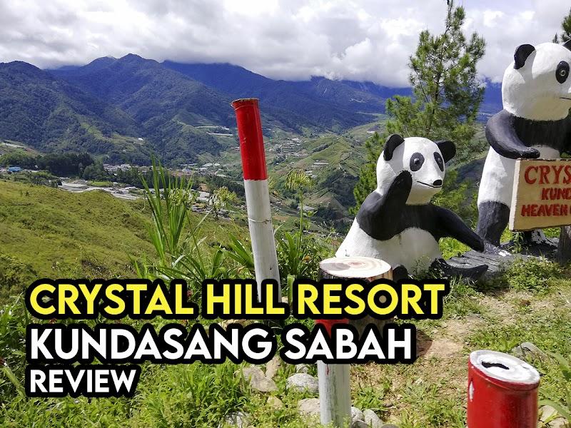 Crystal Hill Resort Kundasang Dengan Panorama Cantik Gunung Kinabalu