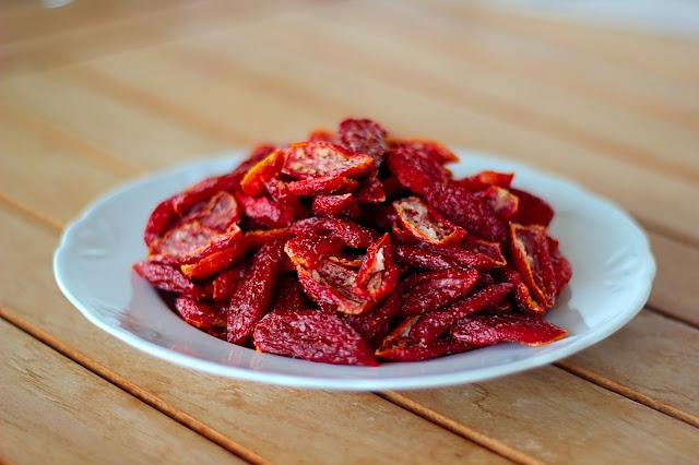 Λιαστά Ντοματίνια / Sun Dried Tomato Pomodoro