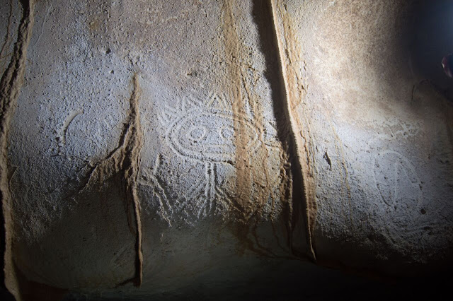 Cave discoveries shed new light on Native and European religious encounters in the Americas