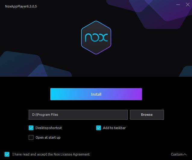 Hướng dẫn cài đặt Nox App Player 6 tiếng Việt mới nhất trên PC 2