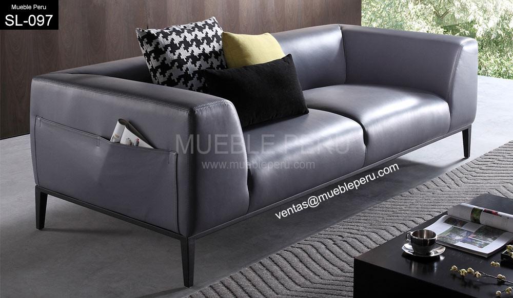 Muebles de sala sof s de dise o - Disenos de muebles para sala ...