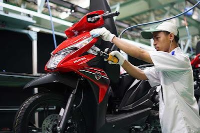 Jadwal Servis Motor Honda Beat Khusus di Servis Tahun Pertama