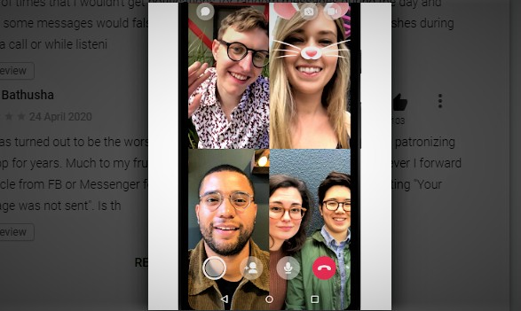 Facebook New Features on Messenger Rooms, 50 people can talk together in a video call