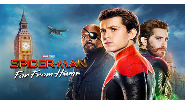 Spider-Man: Far From Home (2019) English Movie