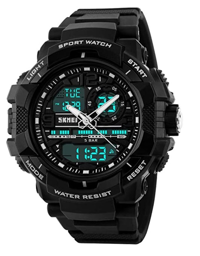 Mens & Boys Digital watch 50%off hurry up!!!