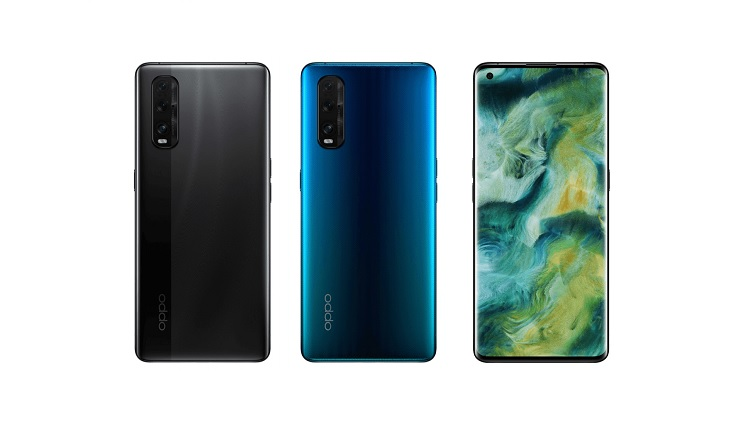 OPPO Unveils Find X2: 120Hz Screen, SD 865, and 65W SuperVOOC 2.0