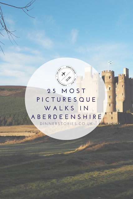 PIN: 25 Most Picturesque Walks in Aberdeenshire