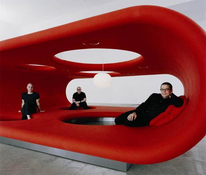 Cool Finder: Cool Modern And Futuristic Furniture