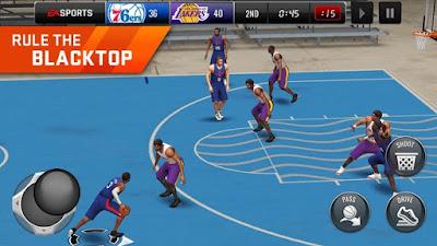 NBA LIVE ASIA MOD APK